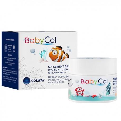 BabyCol 60 pastylek dla dzieci